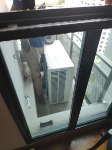 why aircon is noisy