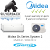 Midea 4 Ticks (OS series) System 2
