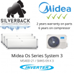Midea 4 Ticks (OS series) System 3
