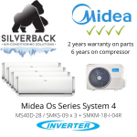 Midea 4 Ticks (OS series) System 4