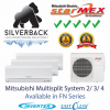 Mitsubishi Electric System 2/3/4