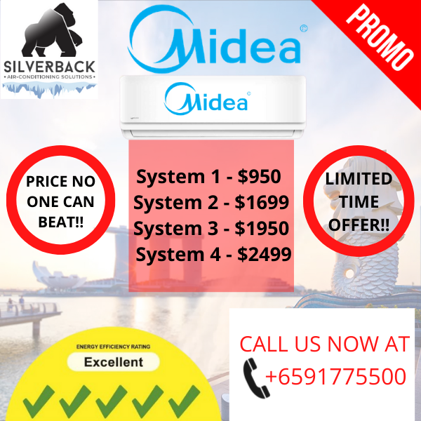 Midea Aircon Review and Promotional Price 2020