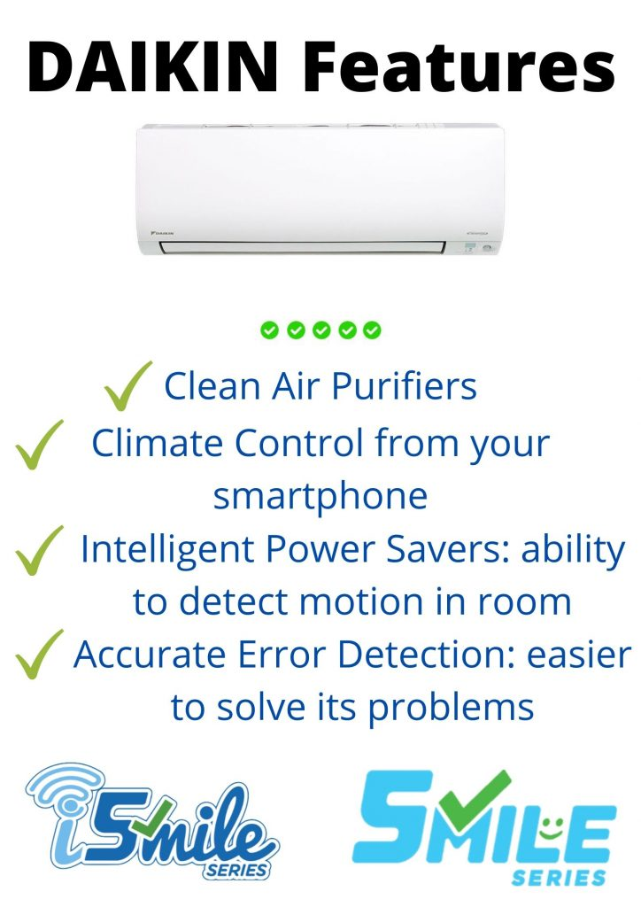 daikin aircon review and promotion